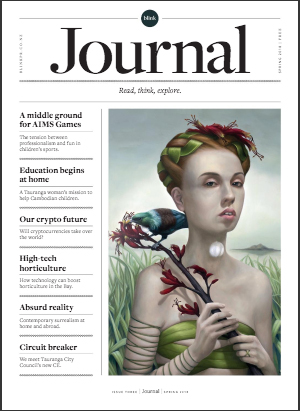 Cover mage of Journal magazine