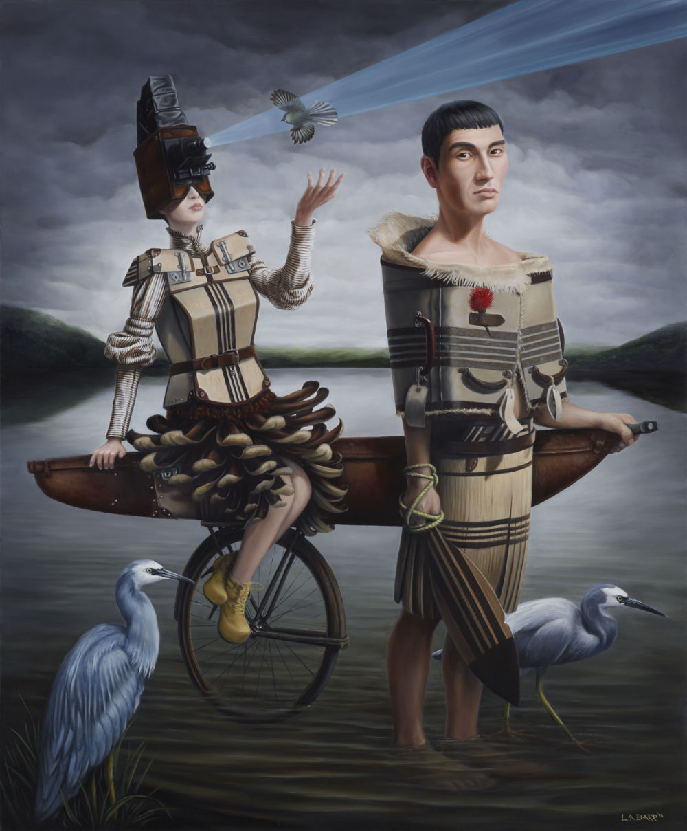<Liam Barr, prints for sale, pop surrealism, online gallery, contemporary New Zealand artist, fine-art works,