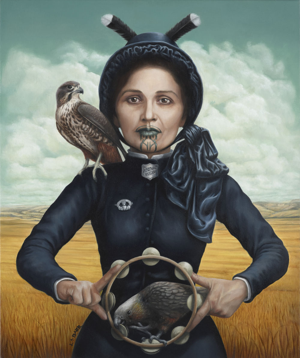 Liam Barr, historical surrealism, prints for sale, NZ history, colonial portraits, contemporary New Zealand artist, contemporary New Zealand painting, New Zealand history, figurative, fine-art works, pop surrealism, art, Neo-Surrealism, >
