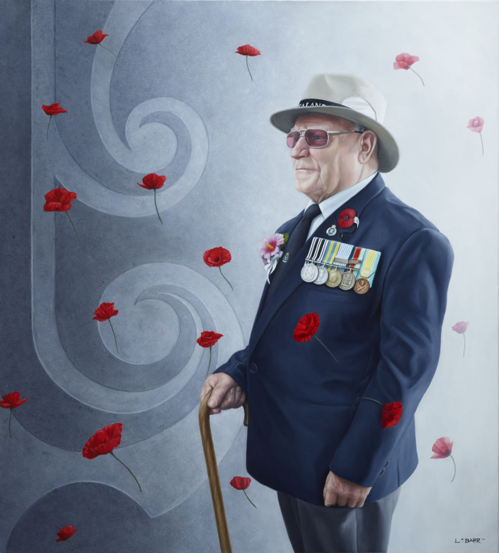 <Liam Barr, NZDF commission fo 60th anniversary of Korean War Armistice, prints for sale, NZ history, online gallery, contemporary New Zealand artist, fine-art works,